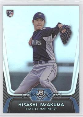 2012 Bowman Platinum #81 - Hisashi Iwakuma