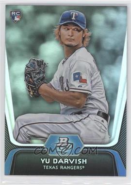 2012 Bowman Platinum #9 - Yu Darvish