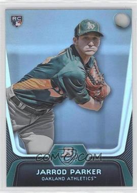 2012 Bowman Platinum #96 - Jarrod Parker