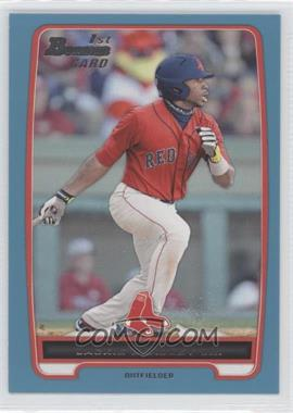 2012 Bowman Prospects Blue #BP66 - Jackie Bradley Jr. /500