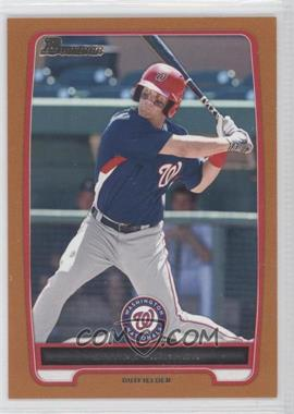 2012 Bowman Prospects Orange #BP10 - Bryce Harper /250