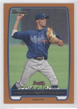 2012 Bowman Prospects Orange #BP109 - Andrelton Simmons /250