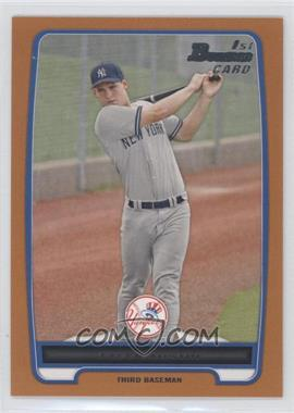 2012 Bowman Prospects Orange #BP17 - Tyler Austin /250