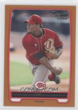 2012 Bowman Prospects Orange #BP59 - Daniel Corcino /250