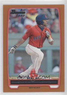 2012 Bowman Prospects Orange #BP66 - Jackie Bradley Jr. /250