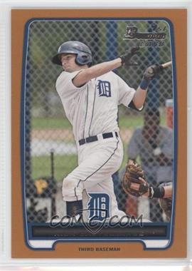 2012 Bowman Prospects Orange #BP78 - Nick Castellanos /250