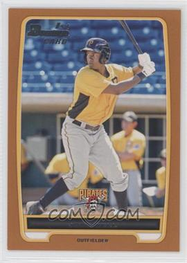 2012 Bowman Prospects Orange #BP79 - Josh Bell /250