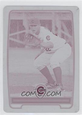 2012 Bowman Prospects Printing Plate Magenta #BP19 - Richard Jones /1