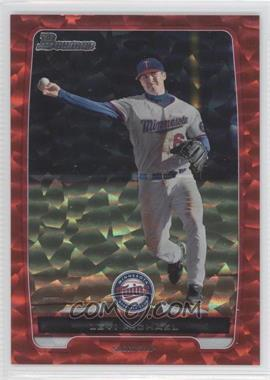 2012 Bowman Prospects Red Ice #BP85 - Levi Michael /25