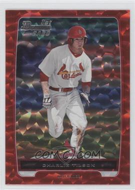 2012 Bowman Prospects Red Ice #BP94 - Charlie Tilson /25