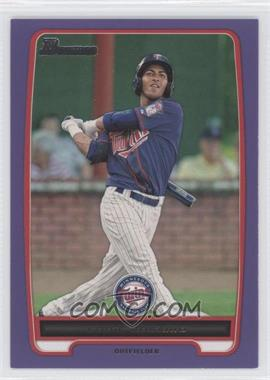 2012 Bowman Prospects Retail Purple #BP9 - Eddie Rosario