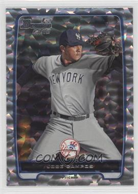 2012 Bowman Prospects Silver Ice #BP15 - Jose Campos