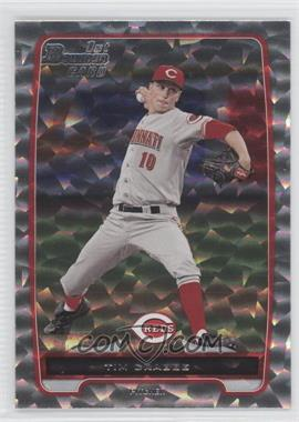 2012 Bowman Prospects Silver Ice #BP42 - Tim Crabbe