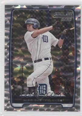 2012 Bowman Prospects Silver Ice #BP78 - Nick Castellanos