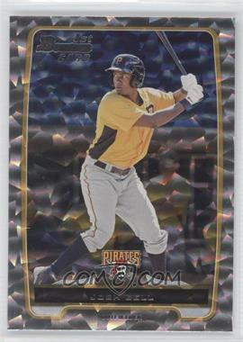 2012 Bowman Prospects Silver Ice #BP79 - Josh Bell