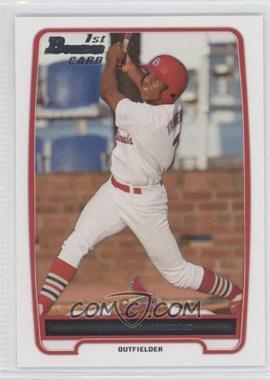 2012 Bowman Prospects #BP102 - Oscar Taveras