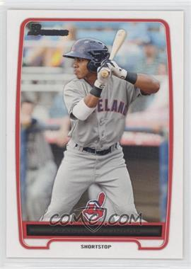 2012 Bowman Prospects #BP3 - Francisco Lindor