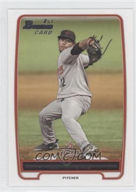 2012 Bowman Prospects #BP62 - Dayan Diaz