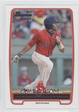 2012 Bowman Prospects #BP66 - Jackie Bradley Jr.