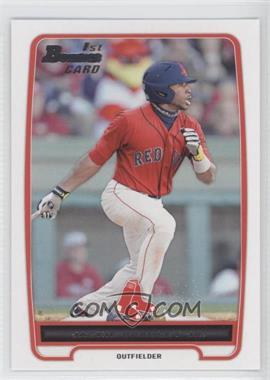2012 Bowman Prospects #BP66 - Jackie Bradley Jr.