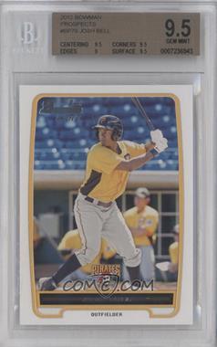 2012 Bowman Prospects #BP79 - Josh Bell [BGS9.5]
