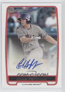 2012 Bowman Retail Prospect Certified Autographs [Autographed] #BPA-CH - Chad Huffman