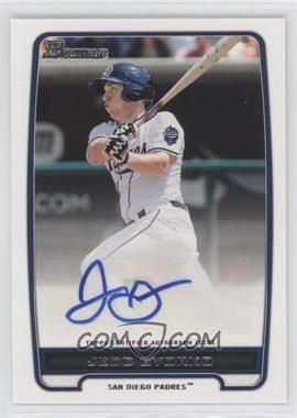 2012 Bowman Retail Prospect Certified Autographs [Autographed] #BPA-JG - Jedd Gyorko