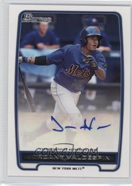 2012 Bowman Retail Prospect Certified Autographs [Autographed] #BPA-JV - Jordany Valdespin