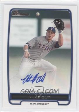2012 Bowman Retail Prospect Certified Autographs [Autographed] #BPA-MO - Mike Olt
