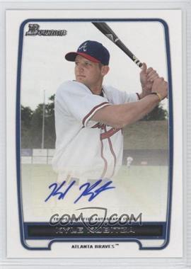 2012 Bowman Retail Prospect Certified Autographs [Autographed] #BPA-N/A - Kyle Kubitza