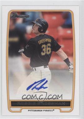2012 Bowman Retail Prospect Certified Autographs [Autographed] #BPA-RG - Robbie Grossman