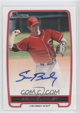 2012 Bowman Retail Prospect Certified Autographs [Autographed] #BPA-SB - Sean Buckley