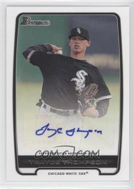 2012 Bowman Retail Prospect Certified Autographs [Autographed] #BPA-TT - Trayce Thompson