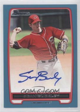 2012 Bowman Retail Prospect Certified Autographs Blue [Autographed] #BBA-SB - Sean Buckley /500