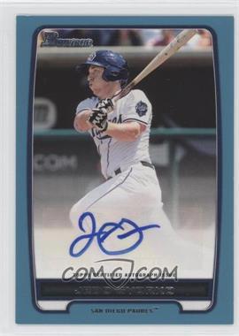 2012 Bowman Retail Prospect Certified Autographs Blue [Autographed] #BPA-JG - Jedd Gyorko /500
