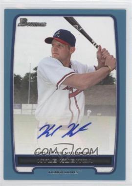 2012 Bowman Retail Prospect Certified Autographs Blue [Autographed] #BPA-KK - Kyle Kubitza /500