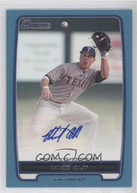 2012 Bowman Retail Prospect Certified Autographs Blue [Autographed] #BPA-MO - Mike Olt /500