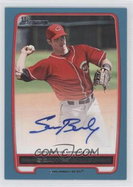 2012 Bowman Retail Prospect Certified Autographs Blue [Autographed] #BPA-SB - Sean Buckley /500
