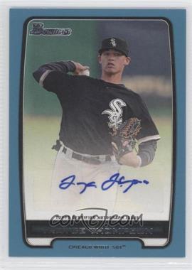 2012 Bowman Retail Prospect Certified Autographs Blue [Autographed] #BPA-TT - Trayce Thompson /500