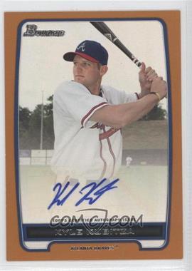 2012 Bowman Retail Prospect Certified Autographs Orange [Autographed] #BPA-KK - Kyle Kubitza /250