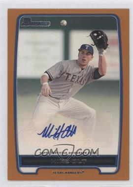 2012 Bowman Retail Prospect Certified Autographs Orange [Autographed] #BPA-MO - Mike Olt /250