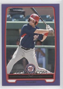 2012 Bowman Retail Prospects Purple #BP10 - Bryce Harper