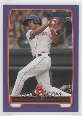 2012 Bowman Retail Prospects Purple #BP105 - Xander Bogaerts