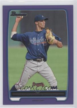 2012 Bowman Retail Prospects Purple #BP109 - Andrelton Simmons