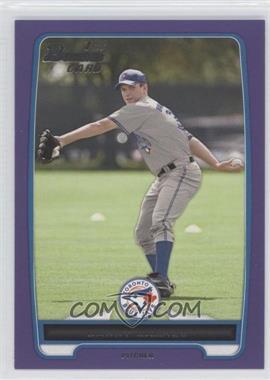 2012 Bowman Retail Prospects Purple #BP60 - Danny Barnes