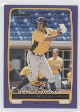 2012 Bowman Retail Prospects Purple #BP79 - Josh Bell