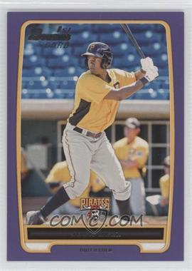 2012 Bowman Retail Prospects Purple #BP79 - Josh Bell