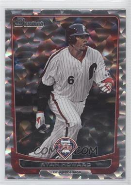 2012 Bowman Silver Ice #129 - Ryan Howard