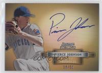 Pierce Johnson /50