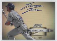 David Dahl /199